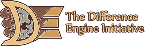 Difference Engine Logo
