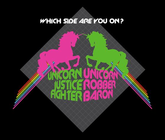 UnicornJusticeFighter Una Lee