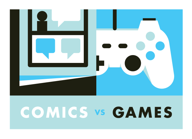 Comics-vs-Games-Logo
